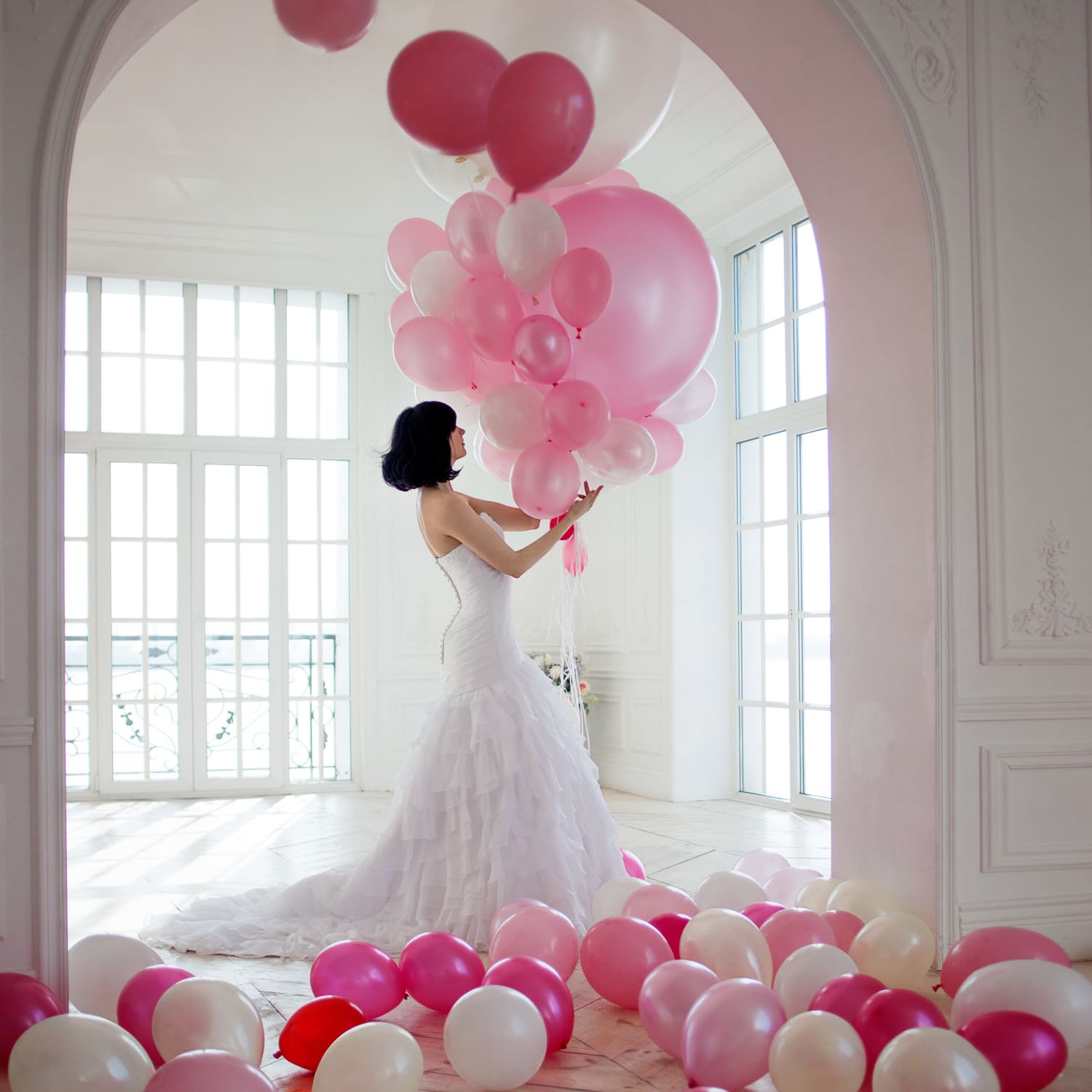Touched By Style Website Balloon Bouquets Service